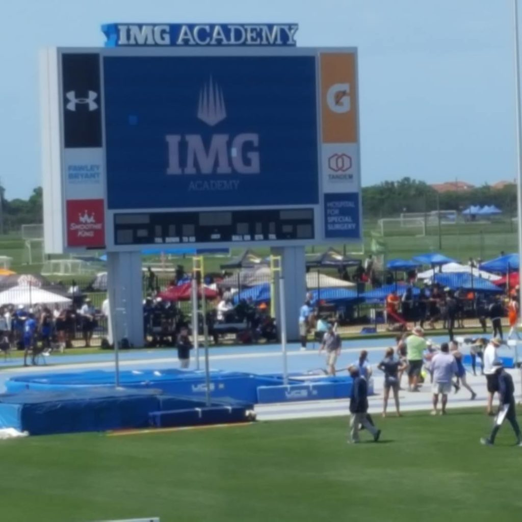 Looking for the next olympians at the FHSAA Track amphellip